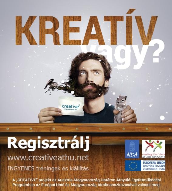 Creative Expo - Kiállítás kreatív cégeknek